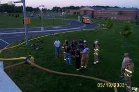 Humat & Hydrant Training, Avon Grove Intermediate School Campus