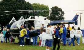 Skycare at the 1998 Housing & Parade