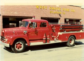 WGFC 1954 International Oren Pumper