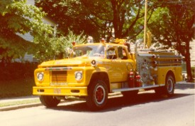 1965 Ford American LaFrance