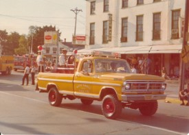 1972 Ford Brush Truck