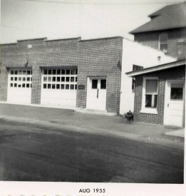 Station 22 in 1955