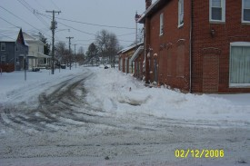 Snow, 2006