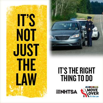 Emergency responders like firefighters, EMTs and fire police face real safety risks while helping motorists.  National Move Over Day is October 17.  Please learn more and be safe out there.
