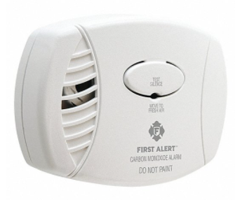 Working CO detectors, with fresh batteries, should be located on every level of a home or business, and absolutely in the area of bedrooms.