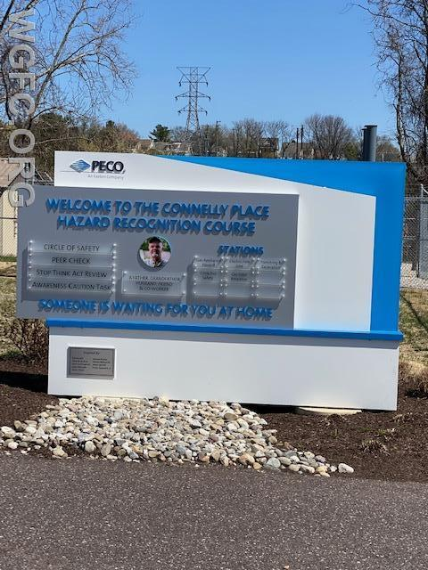 PECO has a dedicated training center to train on gas and electric hazards, and is often used for classes for utility workers, contractors and first responders.