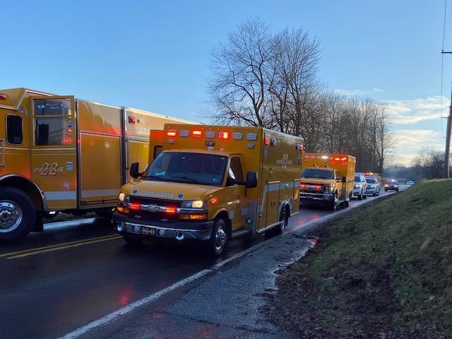 The WGFC operates three ambulances and responds to more than 2,500 emergency calls each year in southern Chester County.
