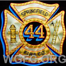 Springfield Fire Company Station 44 covers the Springfield Township in Delaware County, on the east side of Media.