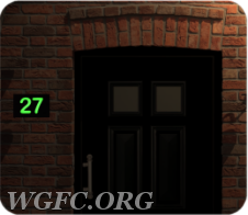 Use large reflective numbers under a light near your front door.  If you can't see your number at night from the street, neither can first responders!