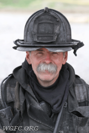 Retired NYC firefighter and lieutenant Bob Pressler served as expert instructor for classroom and hands on training for the West Grove Fire Company.