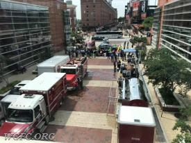 The IAFC HazMat Conference was held in Baltimore, MD this year.