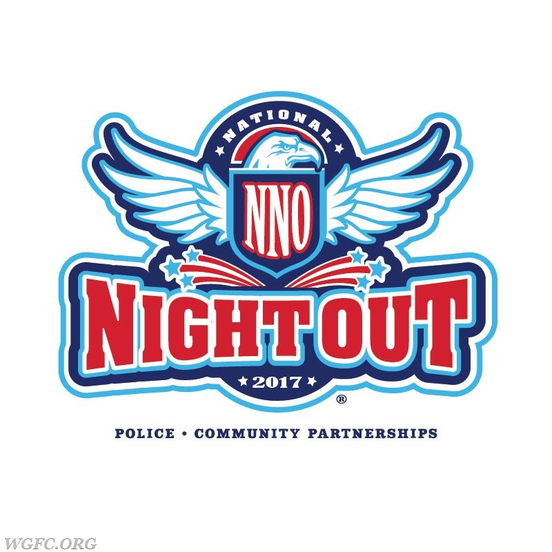 The WGFC participated in National Night Out in West Grove this week.  NNO is a national effort to promote strong police-community partnerships.