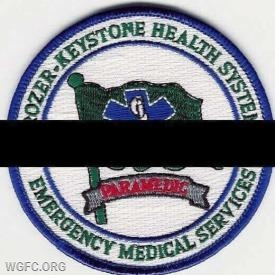 WGFC EMS helped provide ambulance coverage in Delaware County today as units from all over Pennsylvania honor the life of Crozer EMS Chief Reeder who died in the line of duty last week.