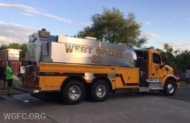 West Grove Fire Company Chester County Pennsylvania
