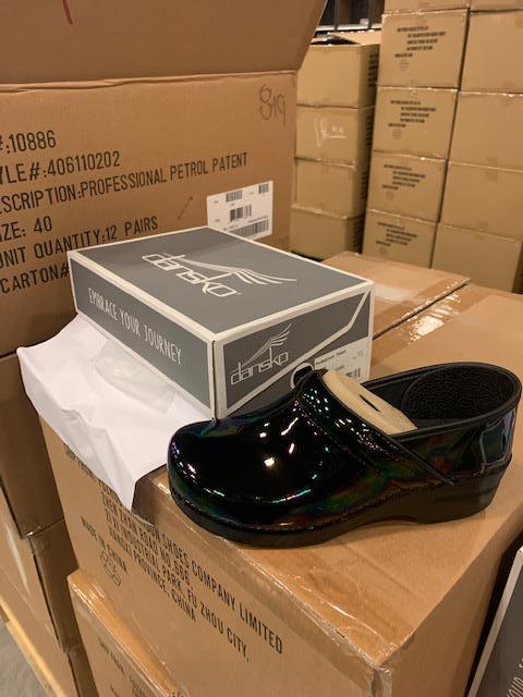 Dansko shoes are very popular all over the world.