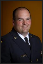Justin Gattorno, elected Fire Chief for 2020