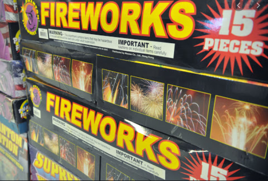 10,000 injuries occur from fireworks each year.  Don't be a statistic this year.  The WGFC reminds everyone to practice safety this Fourth of July holiday.