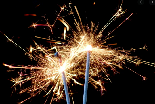 Half of all injuries from sparklers were among children younger than 5 years of age.