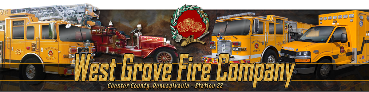 West Grove Fire Company - Chester County, Pennsylvania